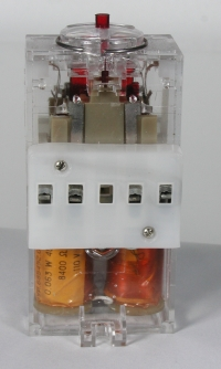 INDICATING RELAYS SERIES REU 11B.REU 11